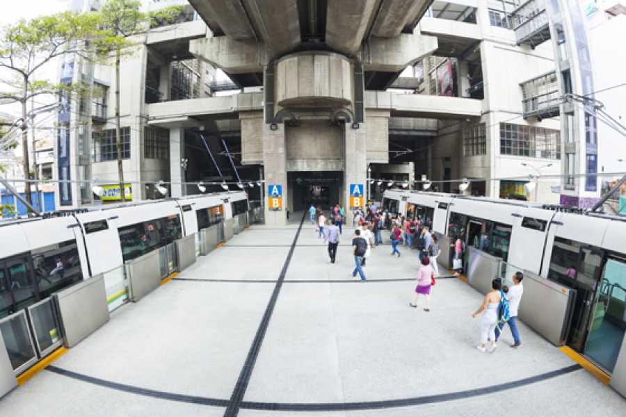 Medellin City Services Medellin Metro Tour