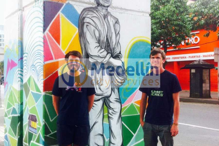 Medellin City Tours Private Street Art Tour