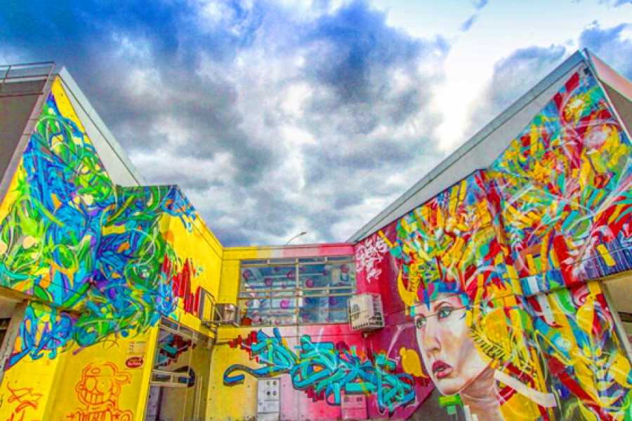 Medellin City Services MedellIn Street Art Tour