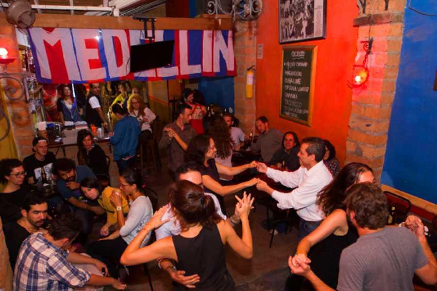 Medellin City Services Private Medellin salsa experience