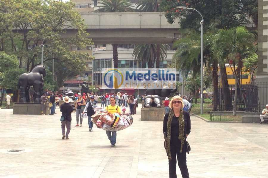 Medellin City Tours Private Prime Parks Tour