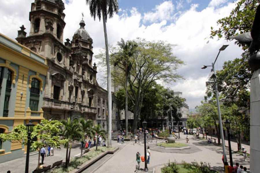 Medellin City Services Medellin Prime Parks Half Day Tour