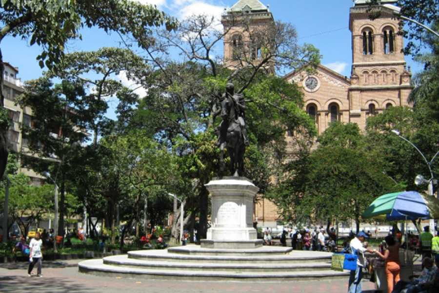 Medellin City Services Medellin History and Religious Tour