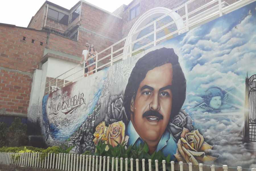 Medellin City Tours The Dark Days: Pablo Escobar and The New Medellin Tour