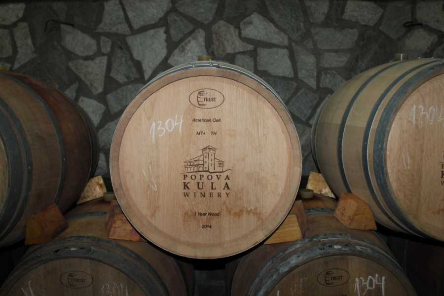Skopje Daily Tours Private Full Day Wine Tour from Ohrid to Popova Kula Winery
