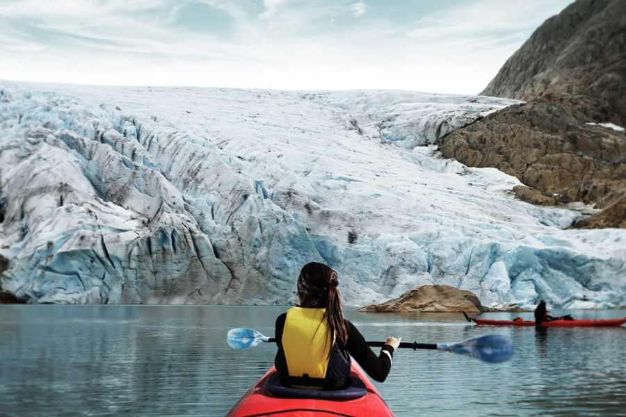 Folgefonni Breførarlag AS Glacier Kayak