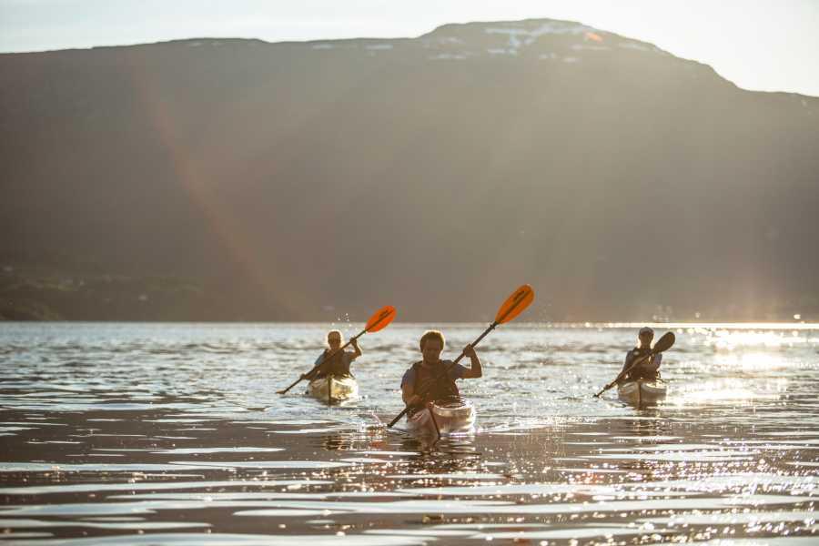 Folgefonni Breførarlag AS Fjord Kayak