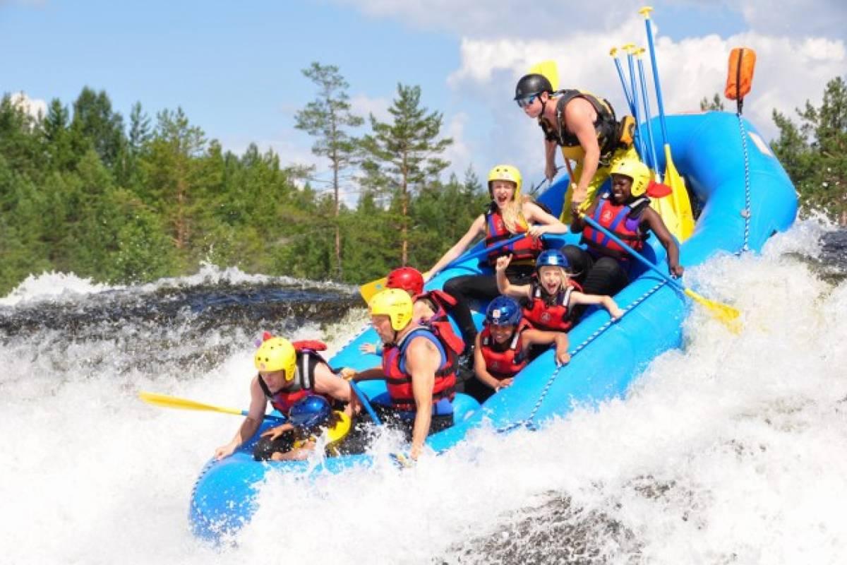 Guide Sør River Rafting Adventure