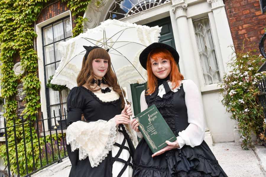 Pat Liddy's Walking Tours of Dublin Special: Bloomsday Walk