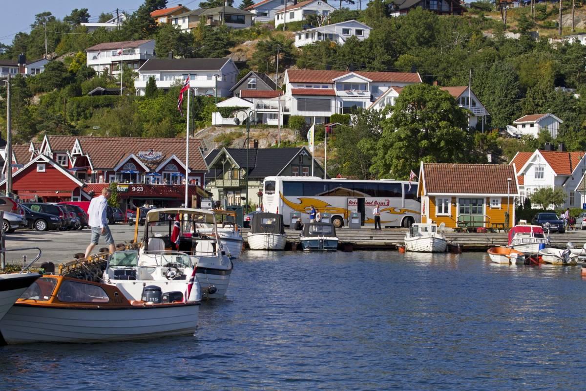 Guide Sør Kristiansand City Hightlights