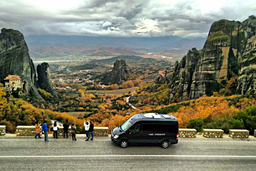 Visit Meteora Meteora Day Trip from Athens by Train