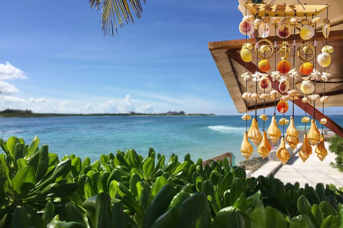 Pearl Island Bahamas Pearl Island Beach Day