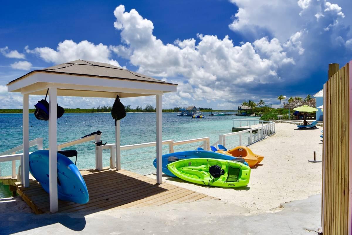 Pearl Island Bahamas Pearl Island Beach Escape incl. Lunch