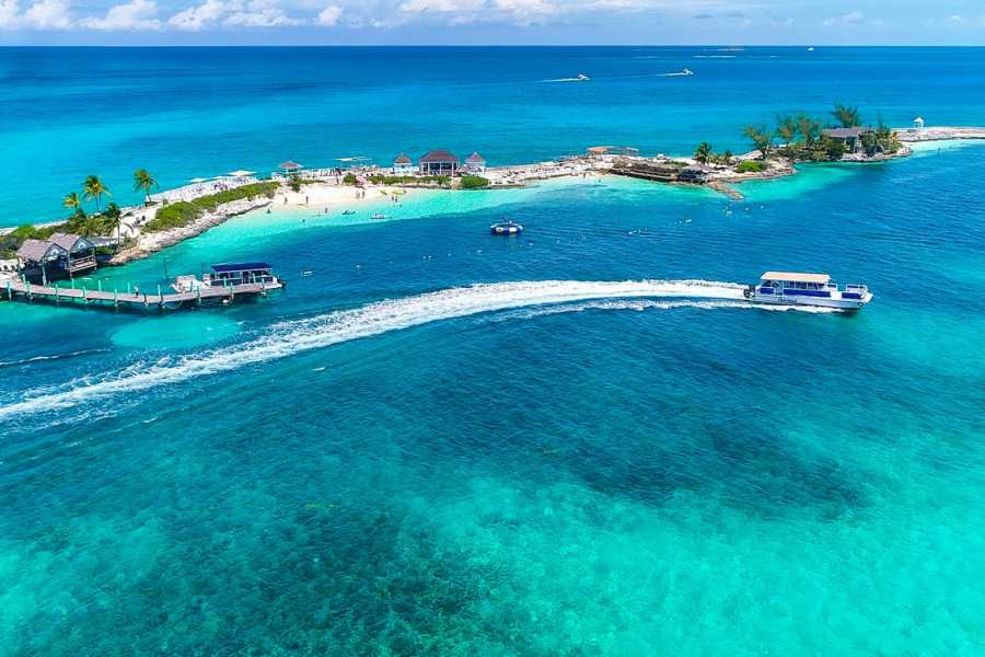 Pearl Island Bahamas Beach Escape incl. Lunch