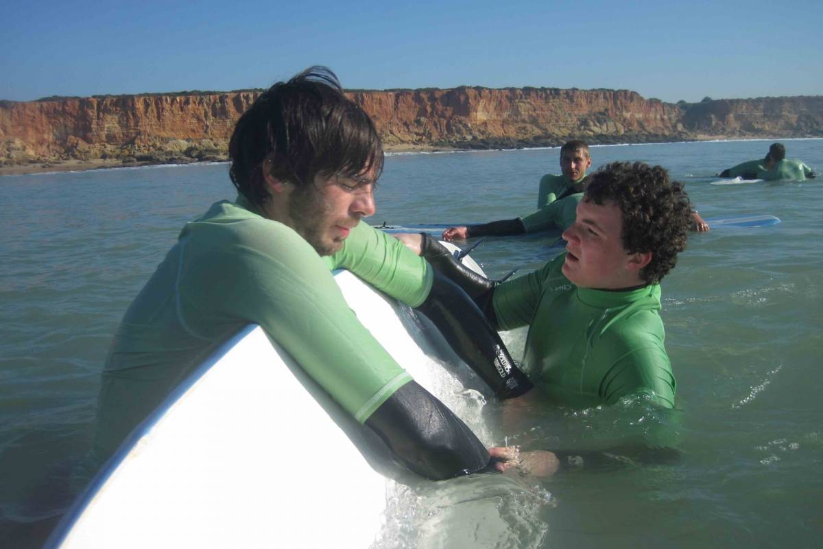 Oceano Surf Camps Combined Surf Instructor Surf Lifeguarding Course With Qualification
