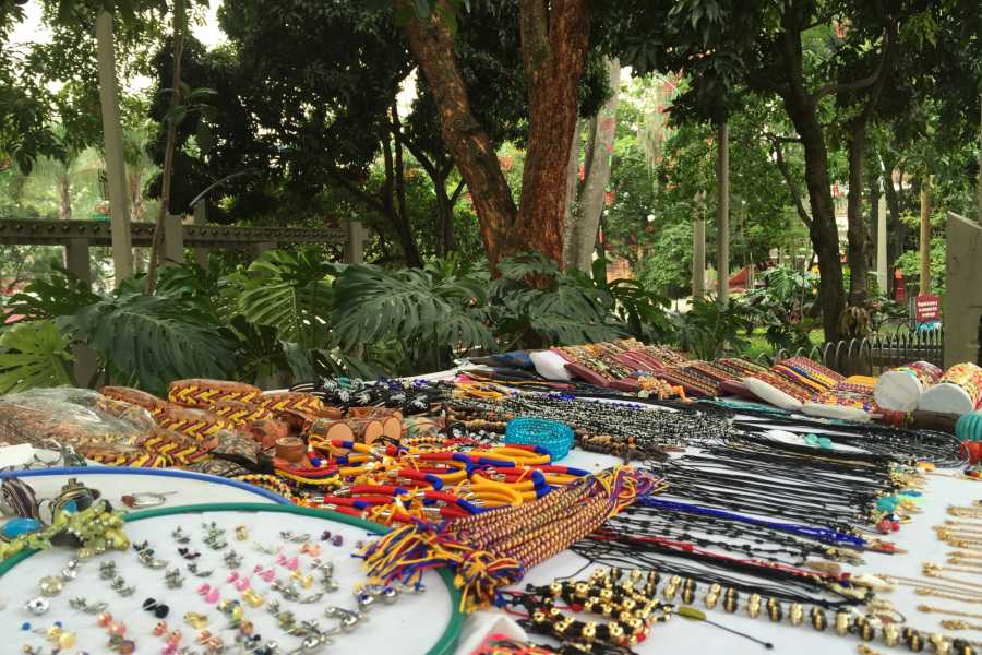 Medellin City Tours Private Handcrafts Tour & Flea Market