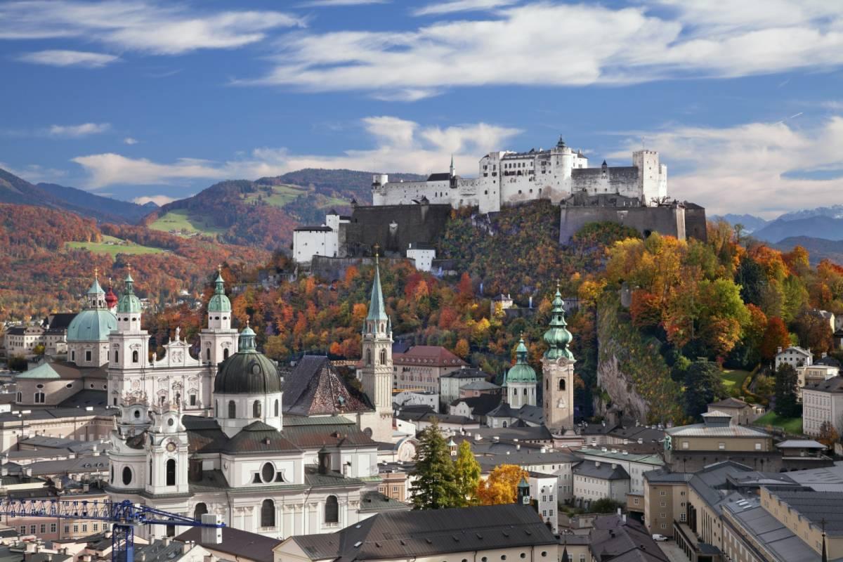 24/7/365 Travel Prague Salzburg Shuttle