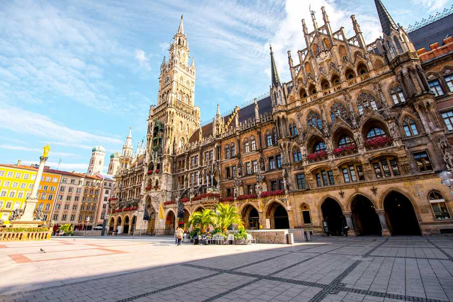 SANDEMANs NEW Munich Tours Tour Gratis de Múnich