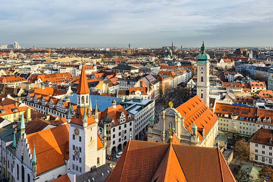 SANDEMANs NEW Munich Tours FREE Tour of Munich