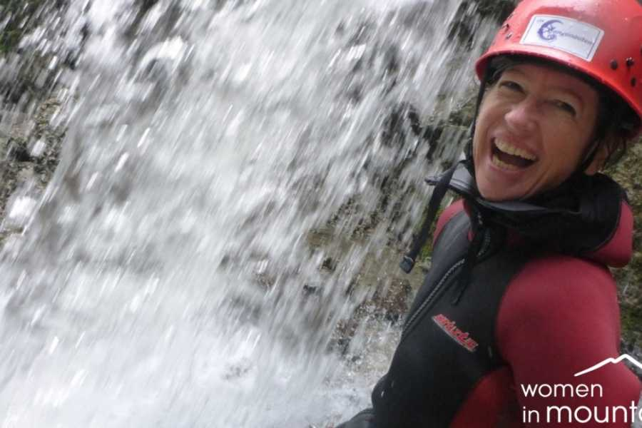 Die Canyonauten Canyoning - LADIES ONLY!
