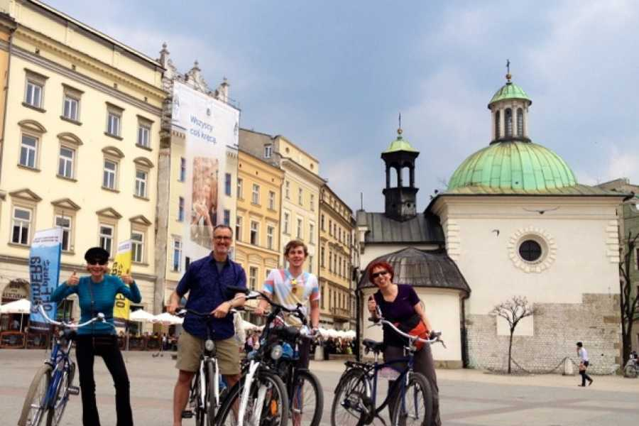 Cruising Krakow Tours & Rentals Krakow City Bike Tour