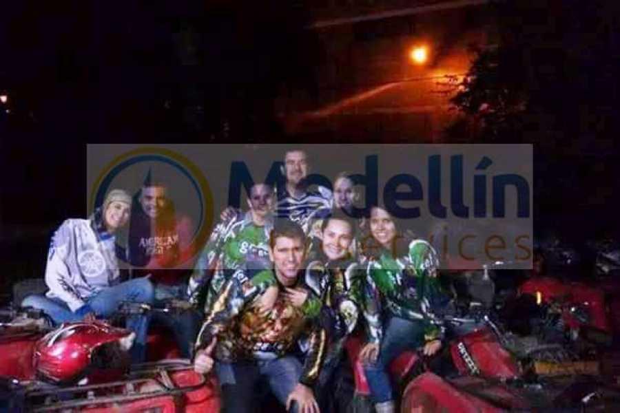 Medellin City Tours Private ATV Adventures