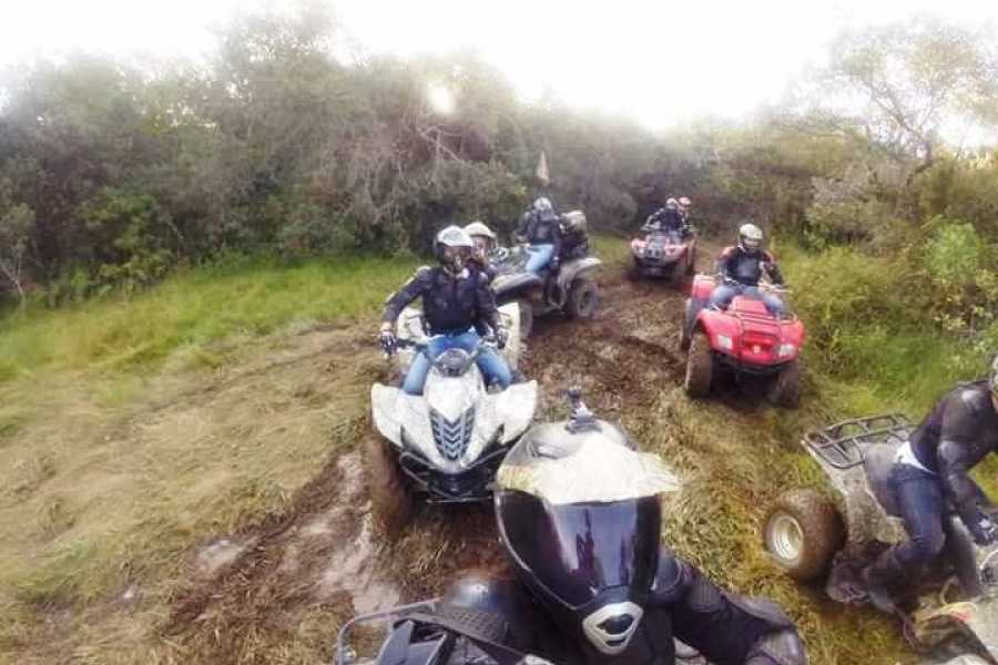 Medellin City Tours Private ATV Adventures