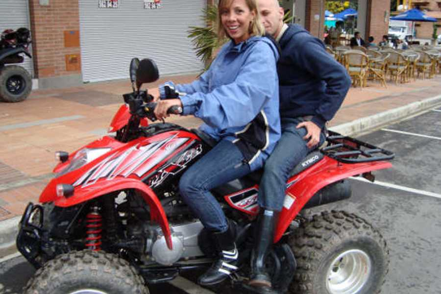 Medellin City Services Private ATV Adventures from Medellin
