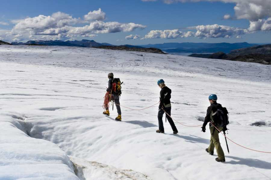 Folgefonni Breførarlag AS Botna Glacier, Folgefonna