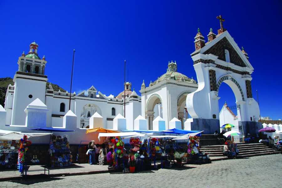Turisbus Isla del Sol: La Paz - La Paz: Energía y cultura Ancestral.
