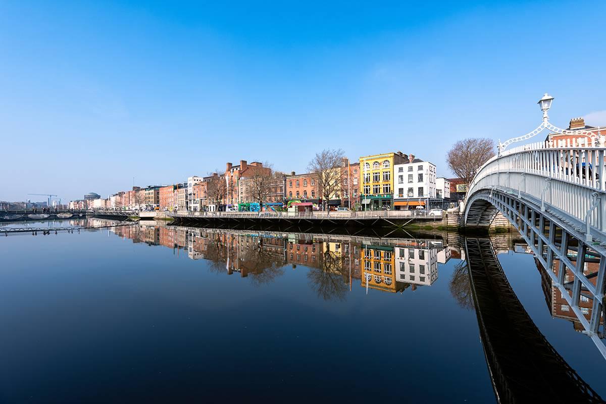SANDEMANs NEW Dublin Tours North Side Tour