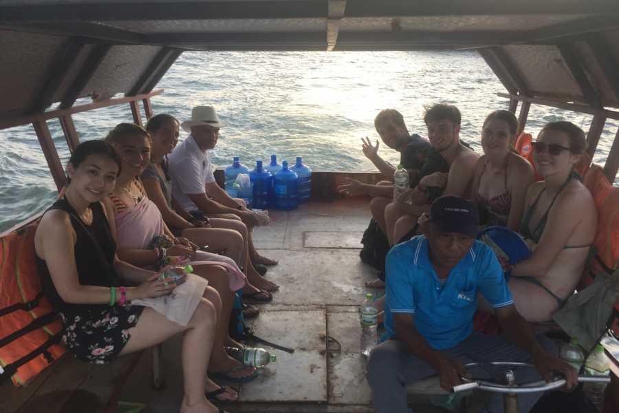 OCEAN TOURS HA LONG BAY COCKTAIL CRUISE 3D2N