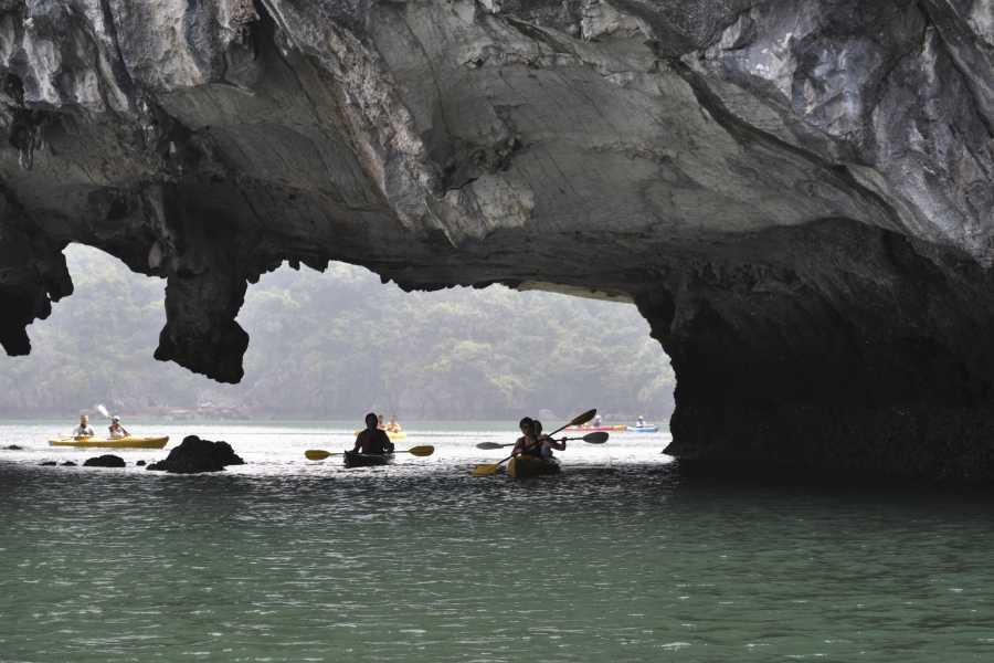 OCEAN TOURS BAIE HALONG COCKTAIL CRUISE 2J1N
