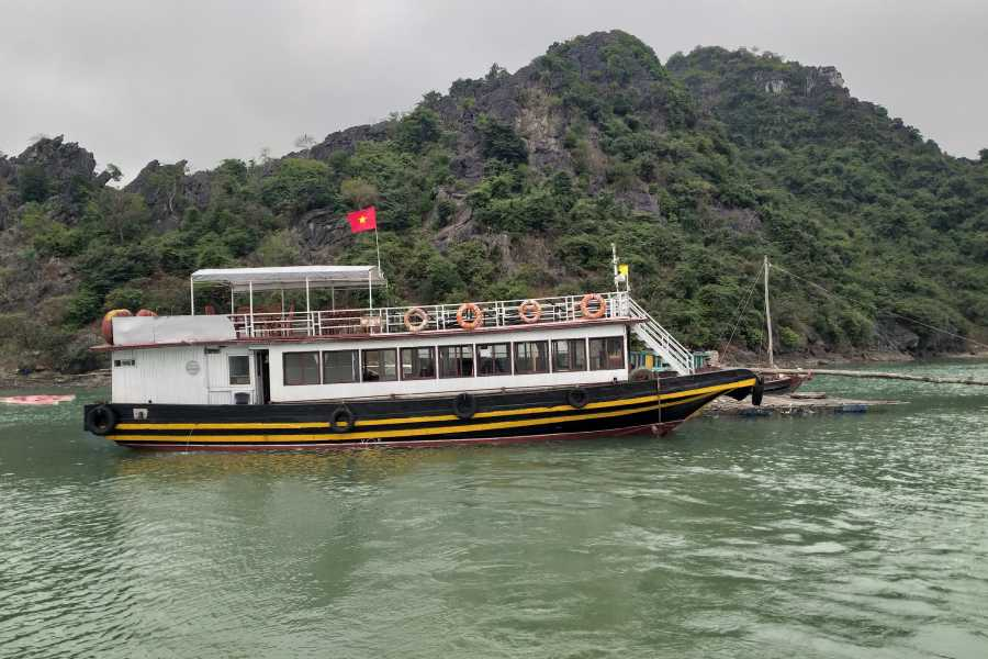 OCEAN TOURS CAT ONG ISLAND CRUISE 2DAYS