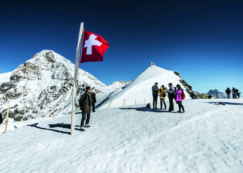 Jungfraujoch Day Tour From Interlaken