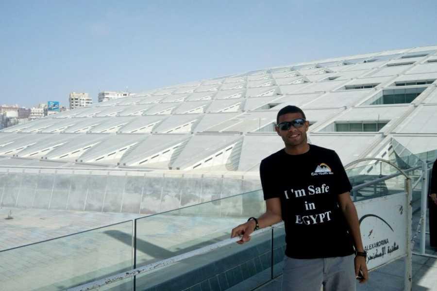 EMO TOURS EGYPT 3天2晚埃及度假套餐包括亚历山大和开罗