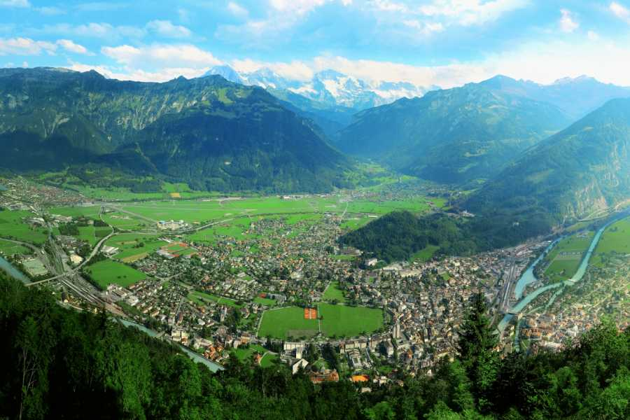 Interlaken Walking Tours Private Harder Kulm Tour