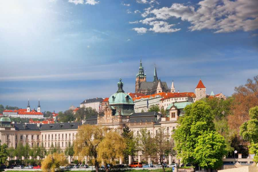 24/7/365 Travel Cesky Krumlov Prague Shared Shuttle