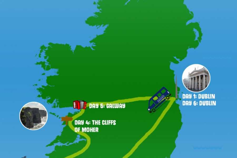 Wild N Happy Group Ltd The Celtic Voyage - All Inclusive - Small Group Tour of Ireland