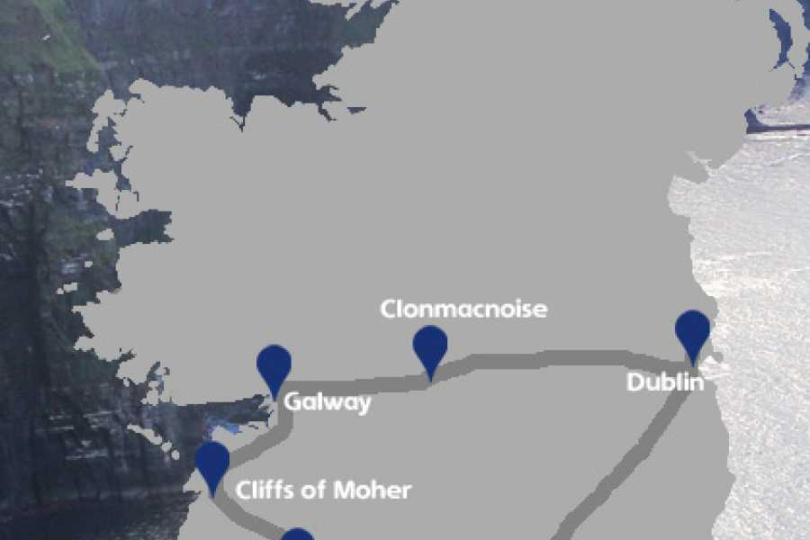 Wild N Happy Group Ltd Wild South - All Inclusive - Small Group Tour of Ireland