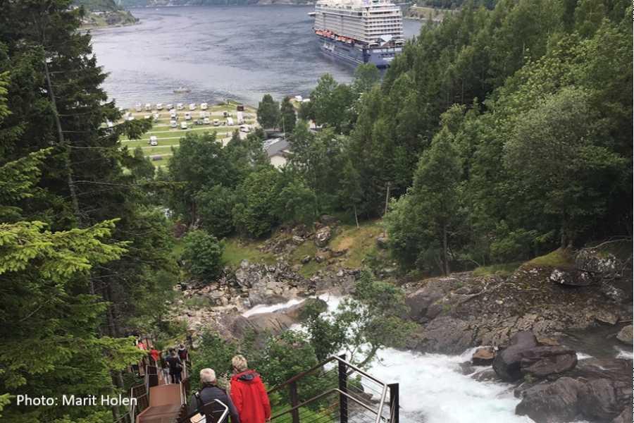 FRAM Rundtur til UNESCO Geirangerfjord