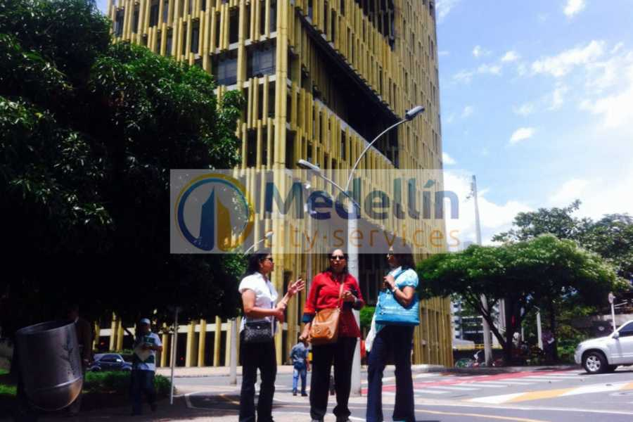 Medellin City Services Medellin Parks and Squares Full Day Tour