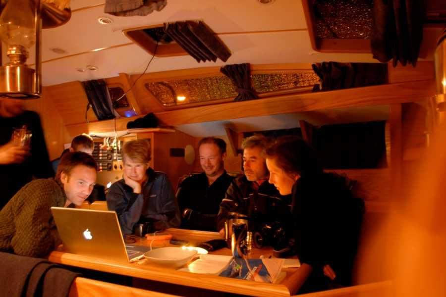 Contrast Adventure Norway Ski & Sail