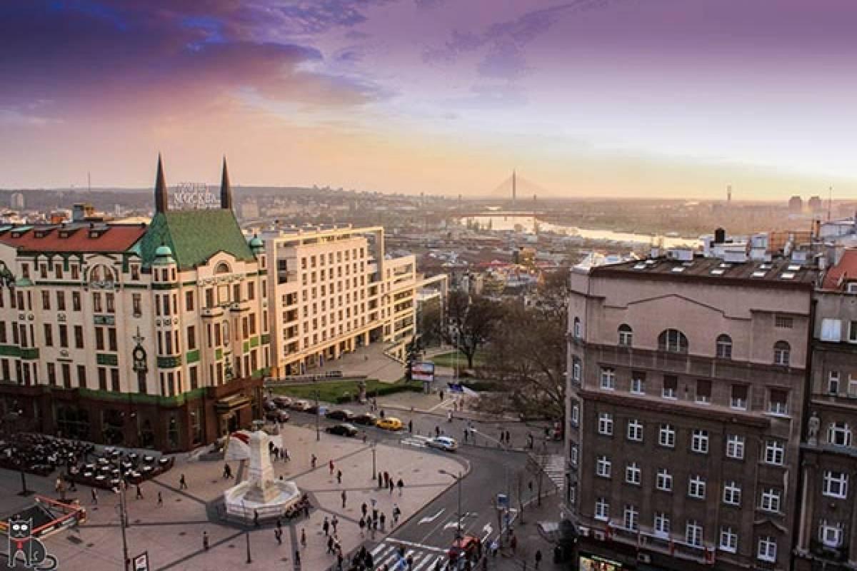 Explore Belgrade! BELGRADE STOPOVER