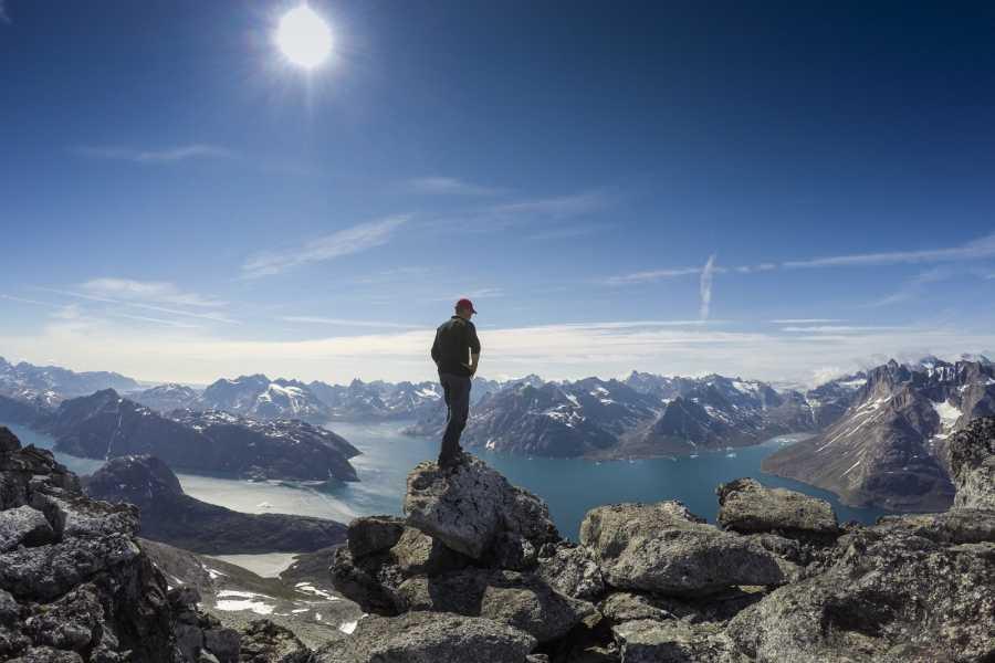 Northern Exposure AS Padleekspedisjon på Sør-Grønland