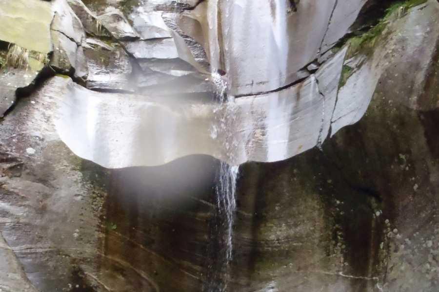 Die Canyonauten Helicanyoning