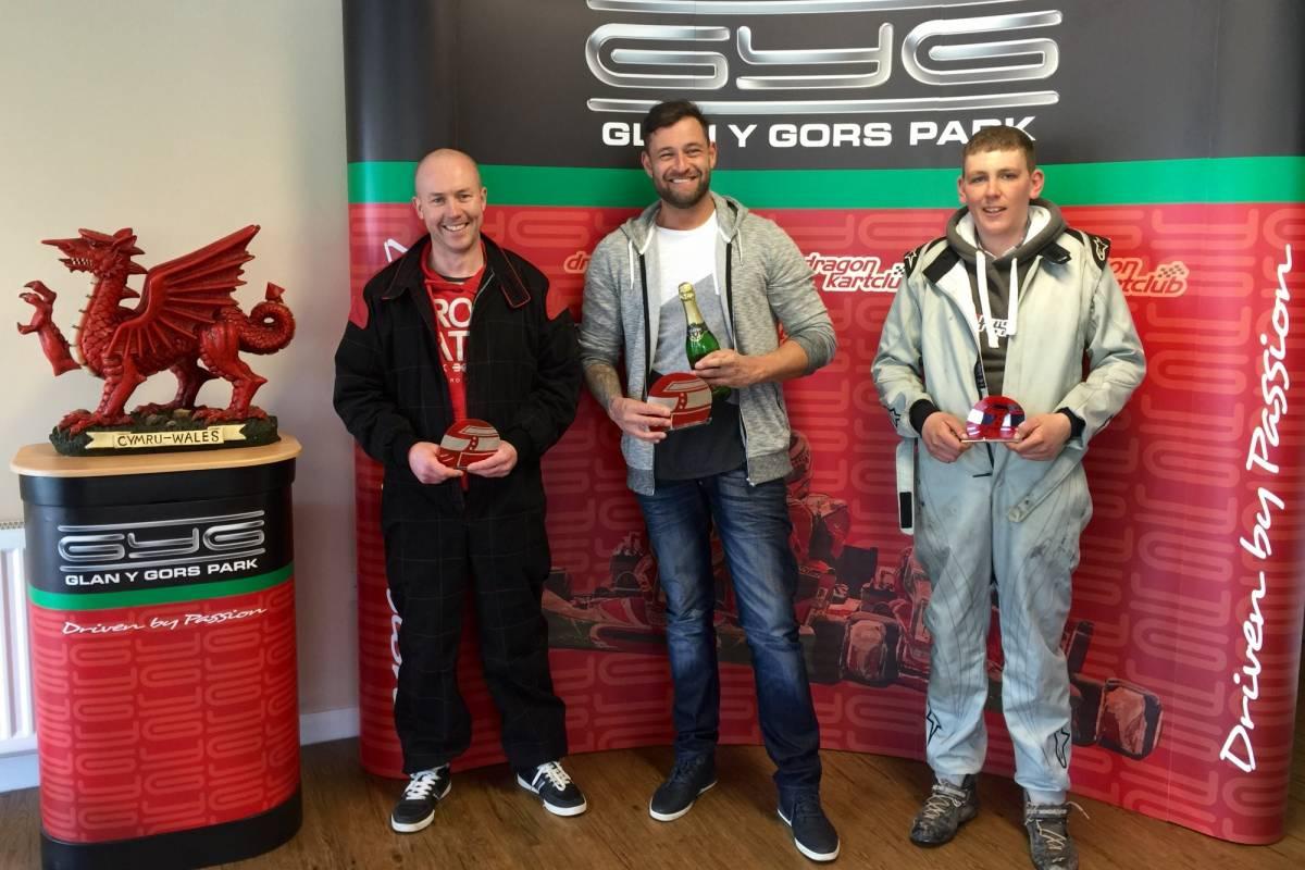 GYG Karting Ltd 2018 GYG CHAMPIONSHIP