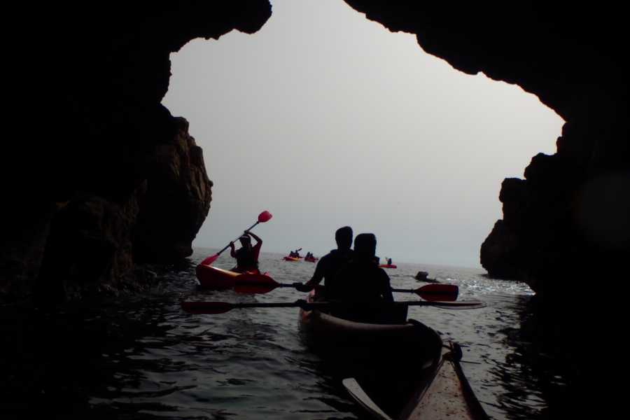 TURURAC. Turismo Activo y de Aventura KAYAK, CAVES AND WAVES !!!