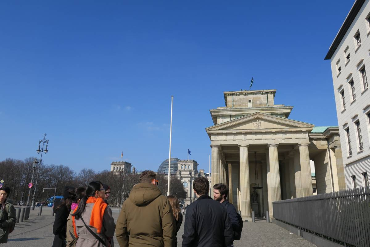 Can You Handle It Tours VZW Berlin Free Walking Tour