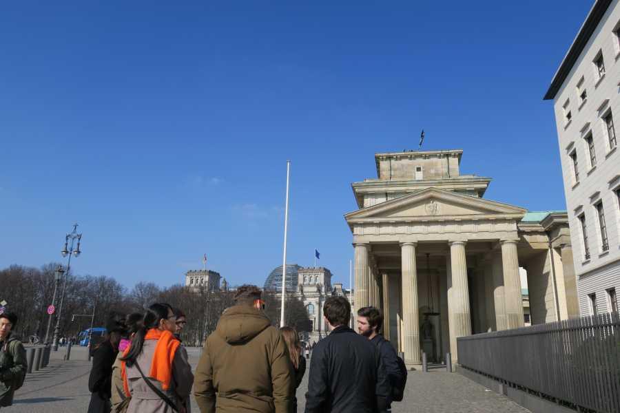 Can You Handle It Tours VZW Berlin Free Walking Tour